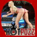 Girls & Cars puzzle for adults